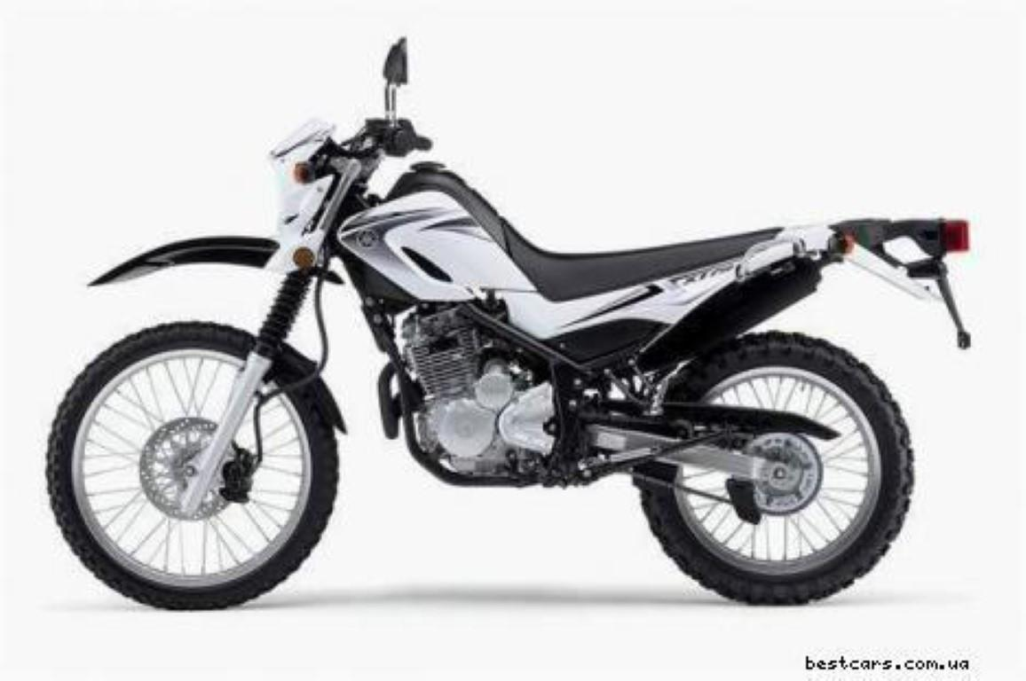 Yamaha XT 550 (reduced effect)