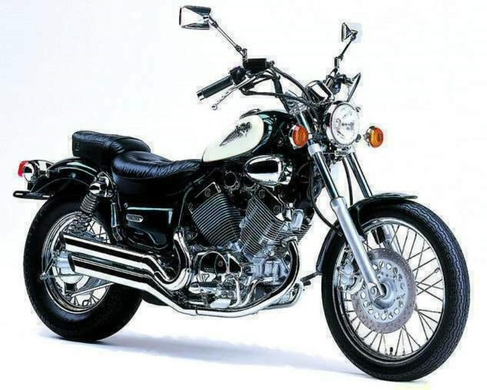 yamaha xv 535 dx virago de luxe technical data of. Black Bedroom Furniture Sets. Home Design Ideas
